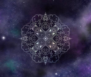 Mandala... But with Aliens