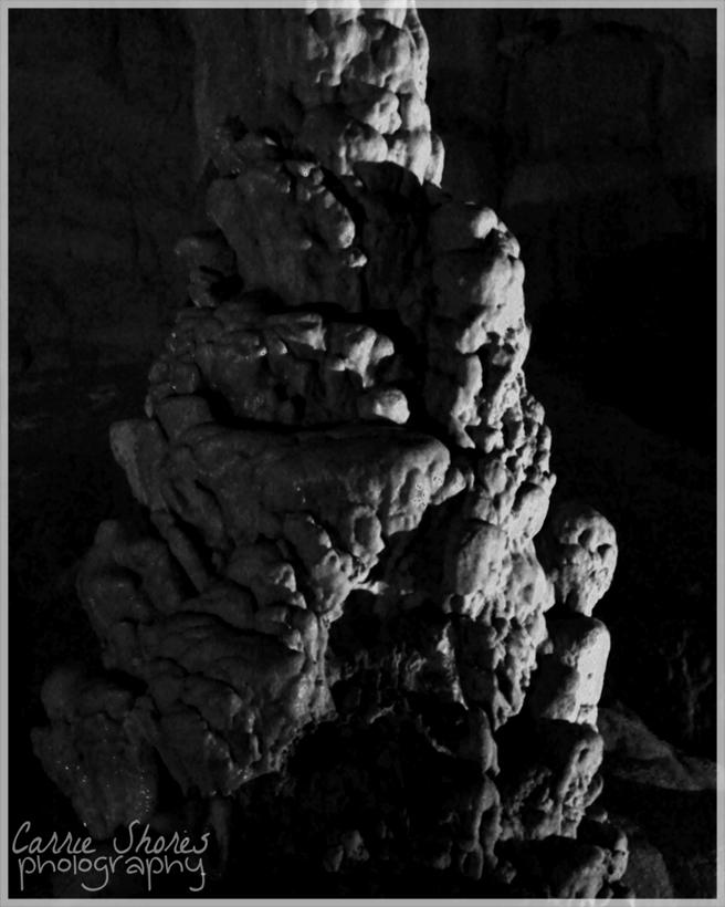 Stalagmite by Coraleat