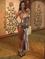 Nicole - Glamorous by 007Fanatic