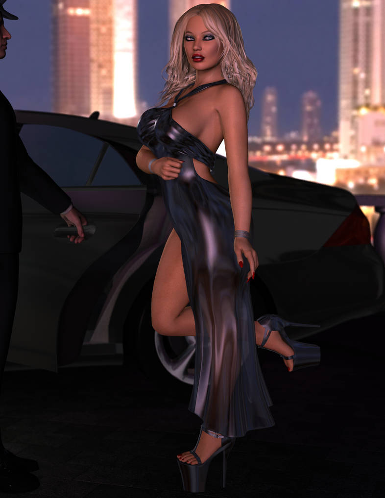 Charis - Grand Entrance by 007Fanatic