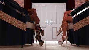 Hot Legs by 007Fanatic