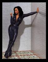 Valentina - Black by 007Fanatic