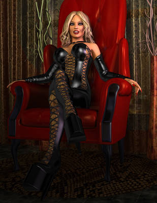 Charis - Snakeskin (Print Enabled) by 007Fanatic