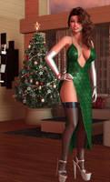 Tiffany - Happy Holidays by 007Fanatic