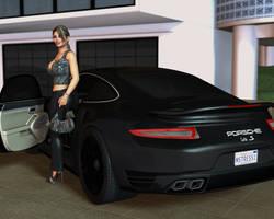 Alexis - Hot Wheels by 007Fanatic