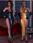 Tiffany and Heather - Glamour Goddesses