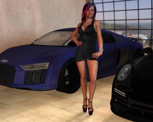 Quela - Rich Girl Garage by 007Fanatic
