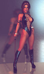 Mistress Erika - Worship Me by 007Fanatic