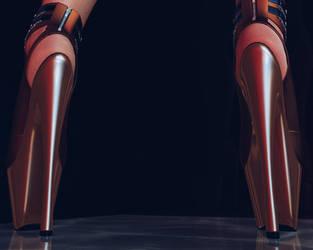 Stilettos by 007Fanatic