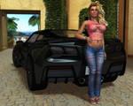 Heather - Hot Wheels