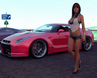 Tia - Scenic Drive 2020 - Shorts Version by 007Fanatic
