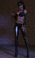 Tia - Kitten and Her Whip 2020
