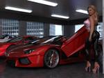 Jennifer - Rich Girl Garage 2 by 007Fanatic