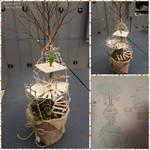 Mini Treehouse (school project)