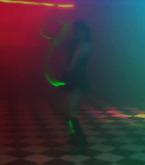 Glow Stick Dance