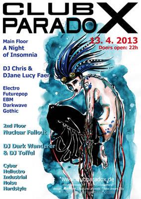 Flyer  Paradox 2013 APR