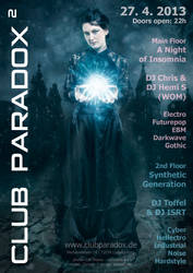 Flyer Paradox2 2013 APR by AeWolf