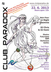 Flyer Paradox2 2013 JUN by AeWolf