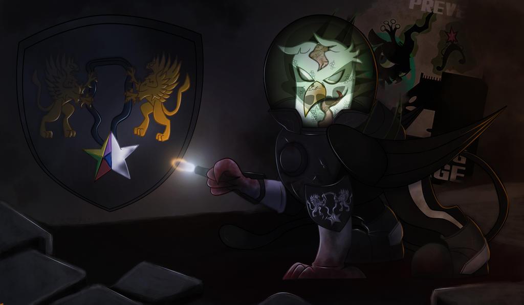 FOE - Character Comission: Javahl by Sw1tchbl4de