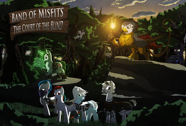 Band of Misfits Cover by Sw1tchbl4de