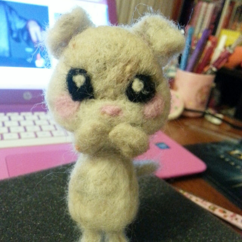 shy pup by Niji-Cookies