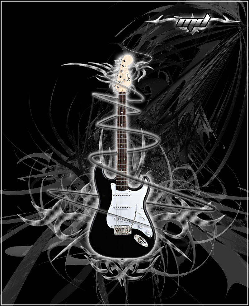 electric guitar by ardas91 on deviantart. Black Bedroom Furniture Sets. Home Design Ideas