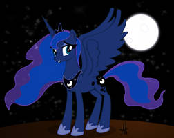 New Princess Luna by Ardas91
