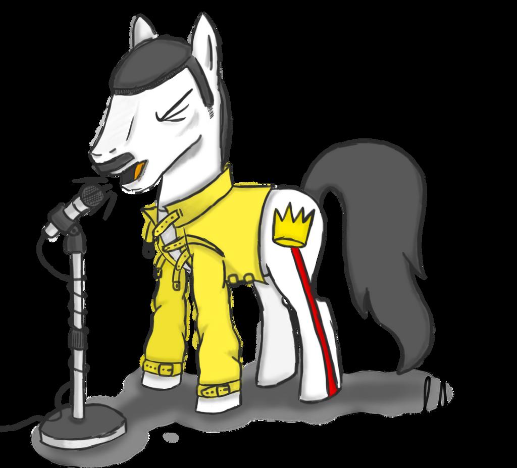 -MLP- Pony Mercury by Ardas91