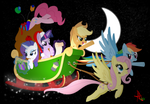 -MLP-  A sledge above Equestria