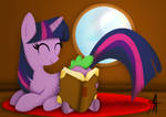 -MLP- Spike's favourite gift