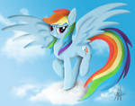-MLP-  Higer than clouds