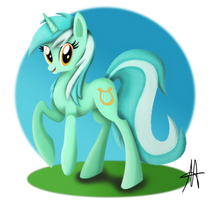 -MLP- Lyra by Ardas91