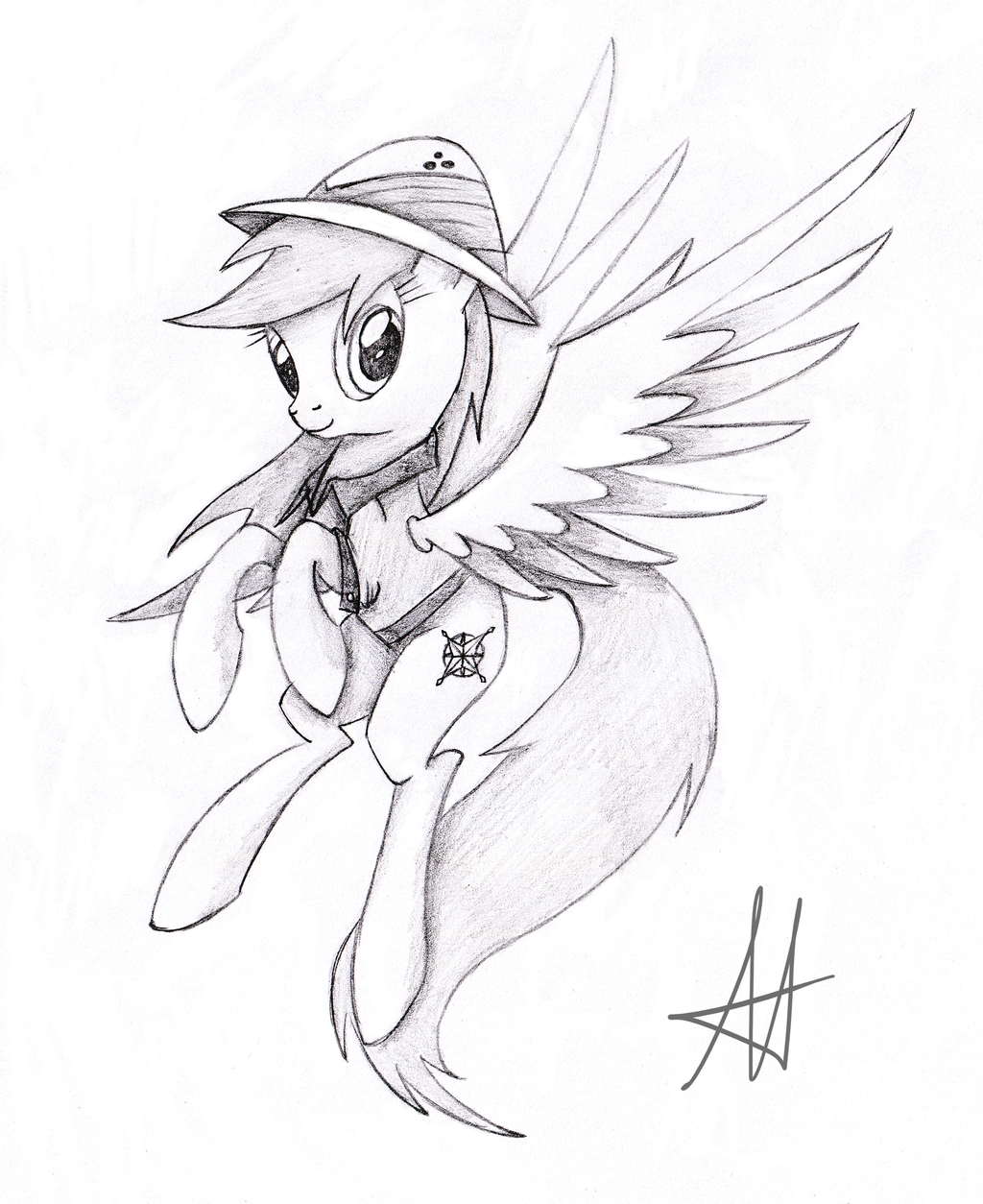 My little pony daring do coloring page on how to view excel worksheet