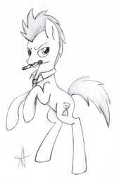 [Sketch] Doctor Whooves