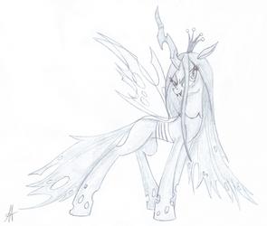 [Sketch] Chrysalis