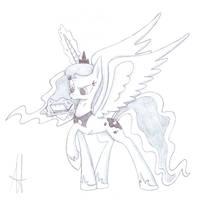[Sketch] 3DS Luna