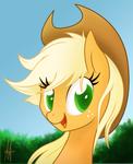[MLP] Applejack Portrait