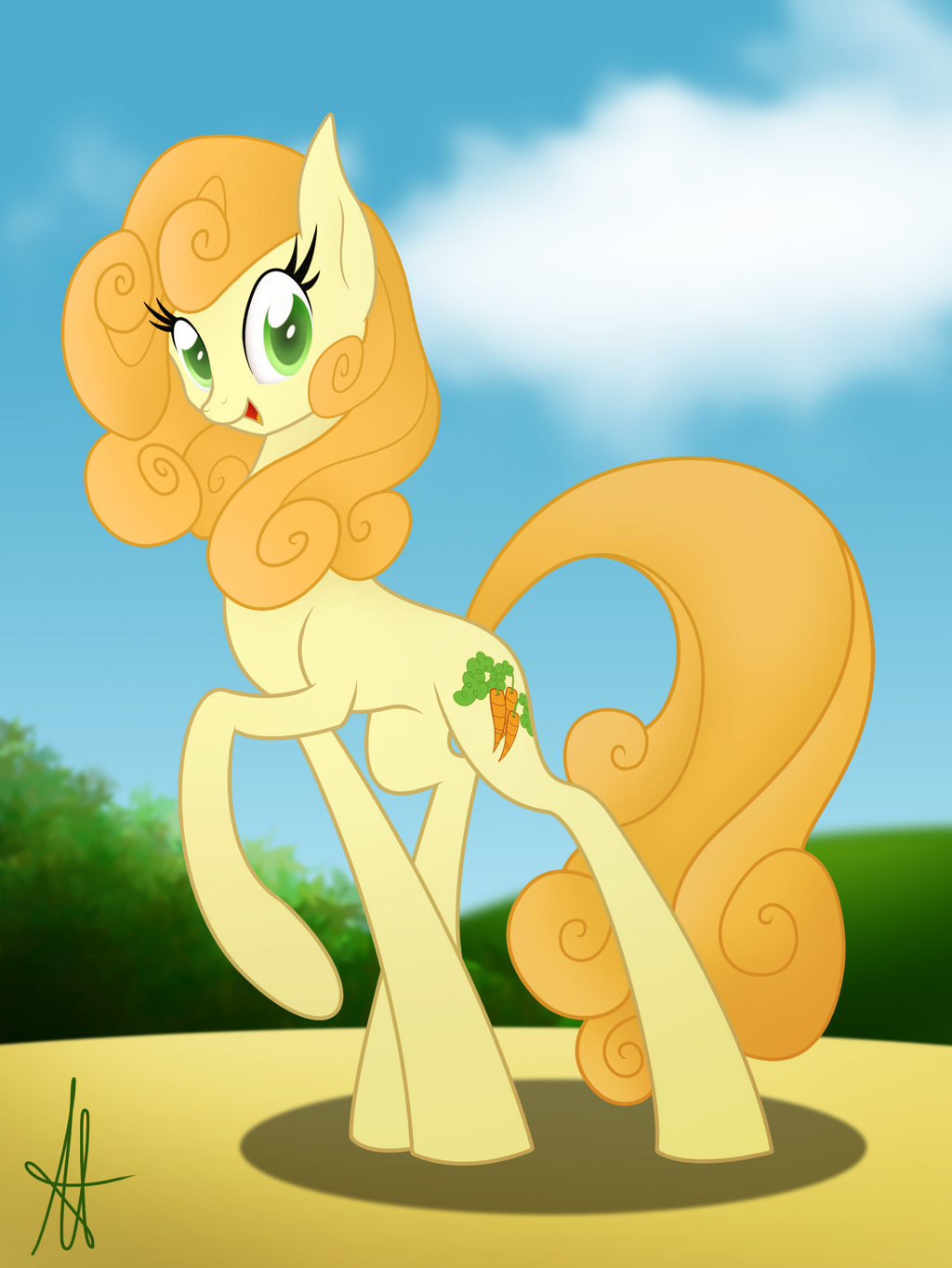 [MLP] Golden Harvest by Ardas91