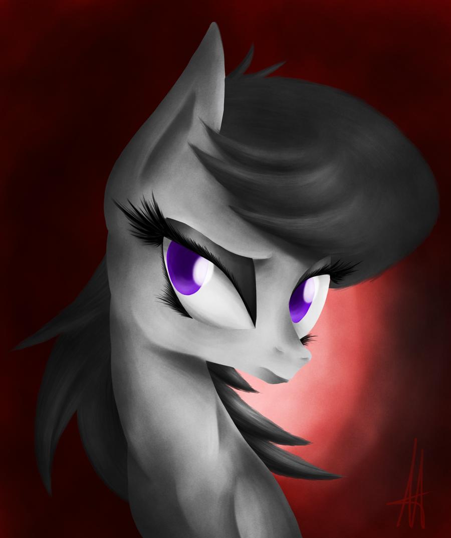 [MLP] Octavia Portrait by Ardas91