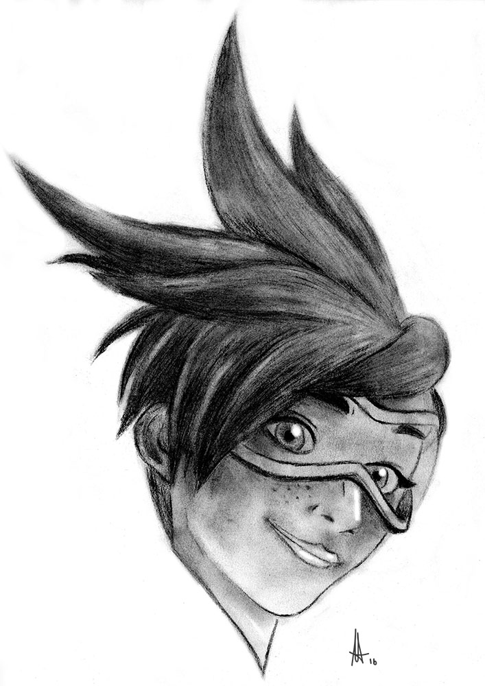[OW] Tracer by Ardas91