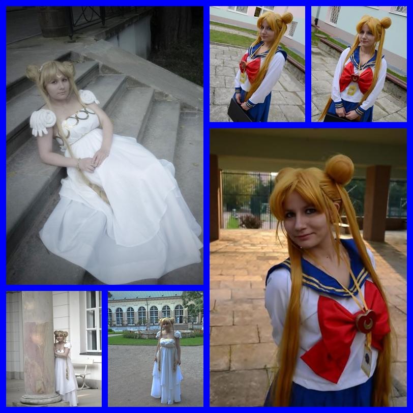 Sailor Moon Cosplay by SakuraiSasuke