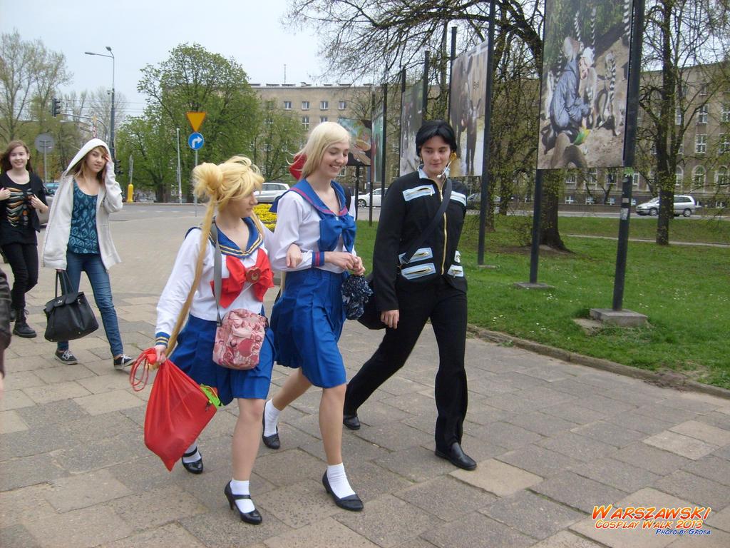 Sailor Moon2 by SakuraiSasuke