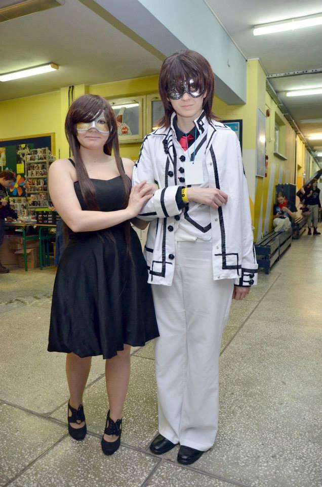VK  Kaname and Yuuki by SakuraiSasuke