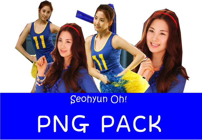 Seohyun Oh! Korean Version PNG Pack by SunShiner9