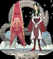 I-N: Asuka by Lien-chan