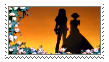 Utena and Anthy's Ascension stamp by leofurry