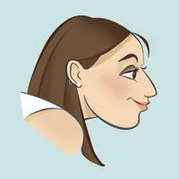 Cartoon Me + Color by becsketch