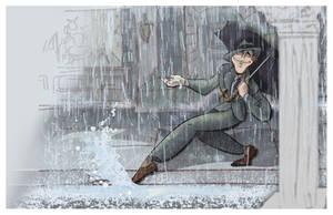 Singin in the Rain by becsketch