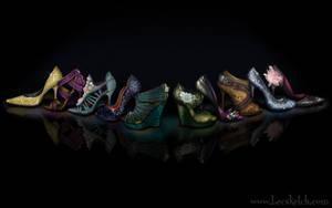 The Princesses' Shoes - Disney Sole