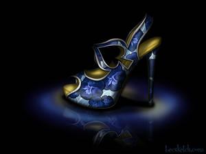 Alice Inspired Shoe - Disney Sole